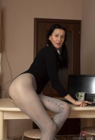 Top rated hairy photoset for Evil Eva