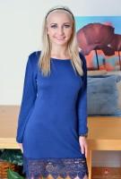 Jade Amber blue dress