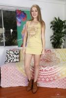 Lily Adams Cute Yellow Dress
