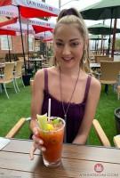 Lily Adams BTS Vacation